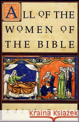 All of the Women of the Bible Edith Deen 9780060618520