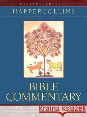 HarperCollins Bible Commentary - Revised Edition (Revised) James Luther Mays 9780060655488