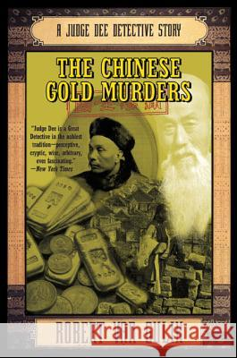 The Chinese Gold Murders Robert Hans Van Gulik 9780060728670