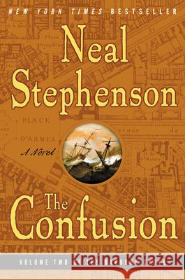 The Confusion Neal Stephenson 9780060733353