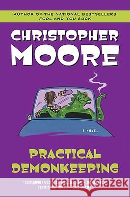 Practical Demonkeeping Christopher Moore 9780060735425