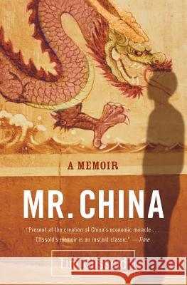 Mr. China Tim Clissold 9780060761400