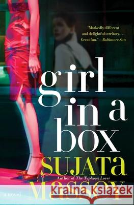Girl in a Box Sujata Massey 9780060765156