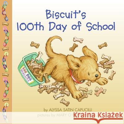 Biscuit's 100th Day of School Alyssa Satin Capucilli Mary O'Keefe Young 9780060794675