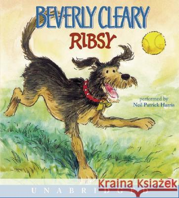 Ribsy CD - audiobook Beverly Cleary Neil Patrick Harris 9780060816070