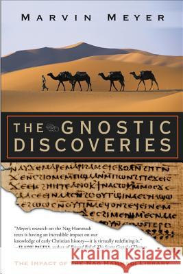 The Gnostic Discoveries: The Impact of the Nag Hammadi Library Marvin Meyer 9780060858322