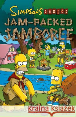 Simpsons Comics Jam-Packed Jamboree Matt Groening 9780060876616