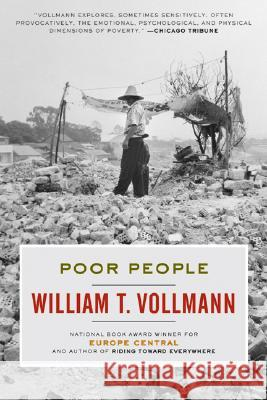 Poor People William T. Vollmann 9780060878849