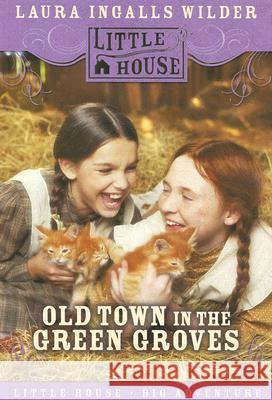 Old Town in the Green Groves: Laura Ingalls Wilder's Lost Little House Years Cynthia Rylant 9780060885465