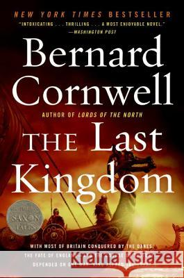 The Last Kingdom Bernard Cornwell 9780060887186 HarperCollins Publishers