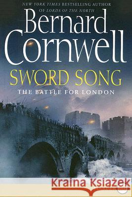 Sword Song: The Battle for London Bernard Cornwell 9780060888664 Harperluxe
