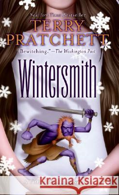 Wintersmith Terry Pratchett 9780060890339
