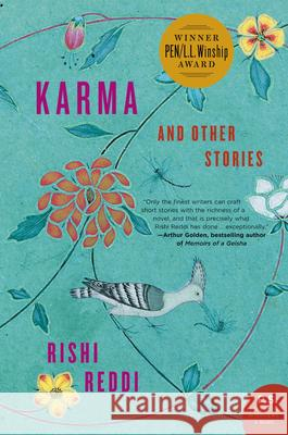 Karma and Other Stories Rishi Reddi 9780060898823