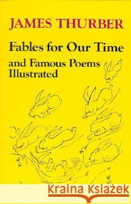 Fables for Our Time James Thurber 9780060909994