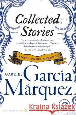 Collected Stories Gabriel Garci J. S. Bernstein Gregory Rabassa 9780060932688