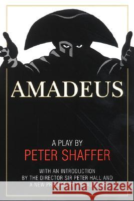 Amadeus: A Play by Peter Shaffer Peter Shaffer 9780060935498