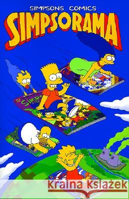 Simpsons Comics Simpsorama Matt Groening 9780060951993