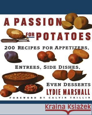 Passion for Potatoes Lydie Marshall Calvin Trillin 9780060969103