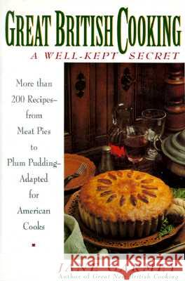 Great British Cooking: Wellkept Secret, a Jane Garmey Calvin Trillin 9780060974596