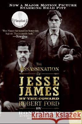The Assassination of Jesse James by the Coward Robert Ford Ron Hansen 9780061120190