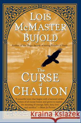 The Curse of Chalion Lois McMaster Bujold 9780061134241