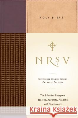 Catholic Bible-NRSV-Anglicized Harper Collins Publishers 9780061231209