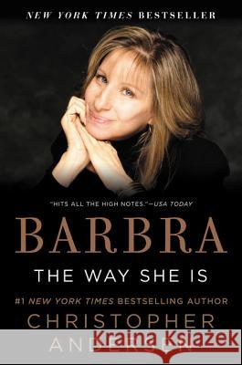 Barbra: The Way She Is Christopher Andersen 9780061242892