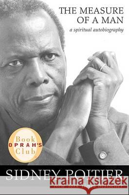 The Measure of a Man Sidney Poitier 9780061357909
