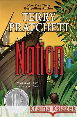 Nation Pratchett, Terry 9780061433016