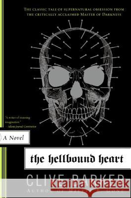 Hellbound Heart, The Clive Barker 9780061452888