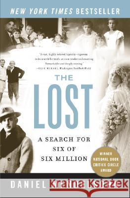 The Lost LP: A Search for Six of Six Million Daniel Mendelsohn 9780061491801
