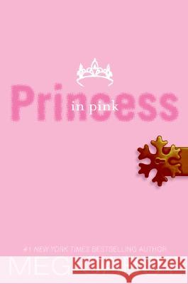 The Princess Diaries, Volume V: Princess in Pink Meg Cabot 9780061543630