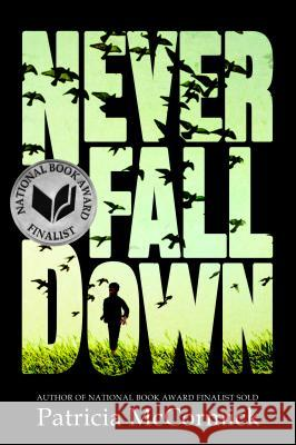 Never Fall Down Patricia McCormick 9780061730955