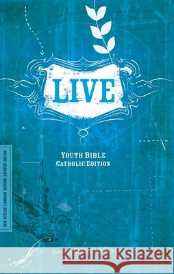 Live-NRSV-Youth Catholic Bibles Harper 9780061777240