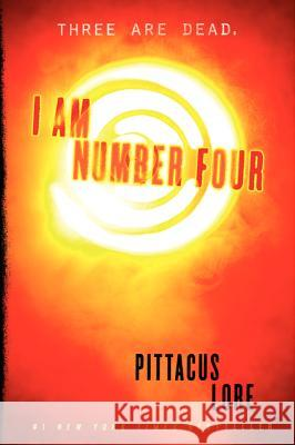 I Am Number Four Pittacus Lore Neil Kaplan 9780061969577