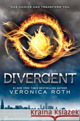 Divergent Veronica Roth 9780062024022