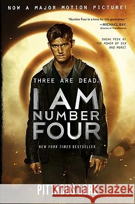 I Am Number Four Pittacus Lore 9780062026248