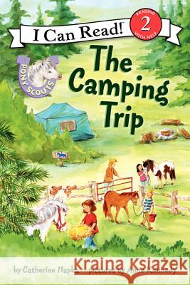 The Camping Trip Catherine Hapka Anne Kennedy 9780062086655