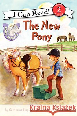 The New Pony Catherine Hapka Anne Kennedy 9780062086747