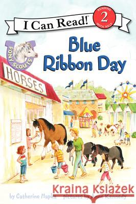 Blue Ribbon Day Catherine Hapka Anne Kennedy 9780062086778