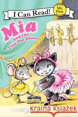 Mia and the Tiny Toe Shoes Robin Farley Aleksey Ivanov Olga Ivanov 9780062086822