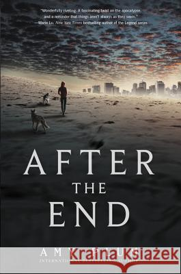 After the End Amy Plum 9780062225610