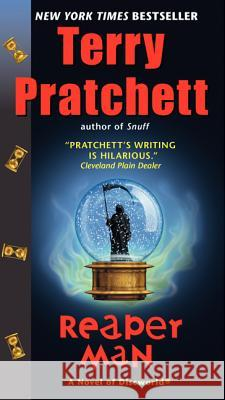 Reaper Man Terry Pratchett 9780062237354