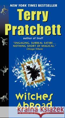 Witches Abroad Terry Pratchett 9780062237361