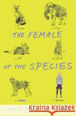 The Female of the Species Mindy McGinnis 9780062320896 Katherine Tegen Books