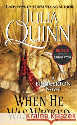 When He Was Wicked Julia Quinn 9780062353788