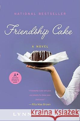 Friendship Cake Lynne Hinton J. Lynne Hinton 9780062517319