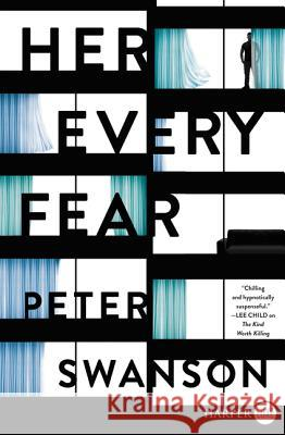 Her Every Fear LP Peter Swanson 9780062643988