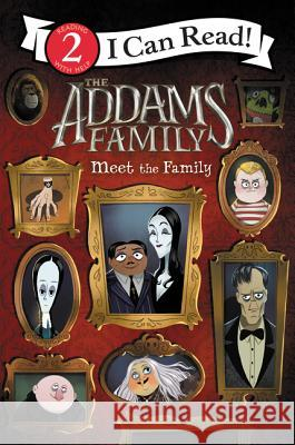 The Addams Family: Icr #1  9780062946751