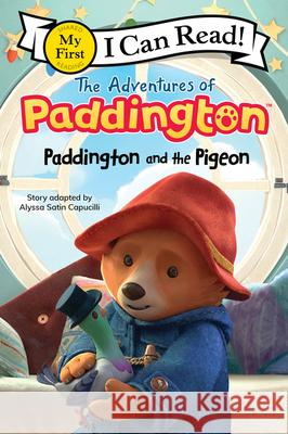 Paddington Tv: Icr #3 Alyssa Satin Capucilli 9780062983152